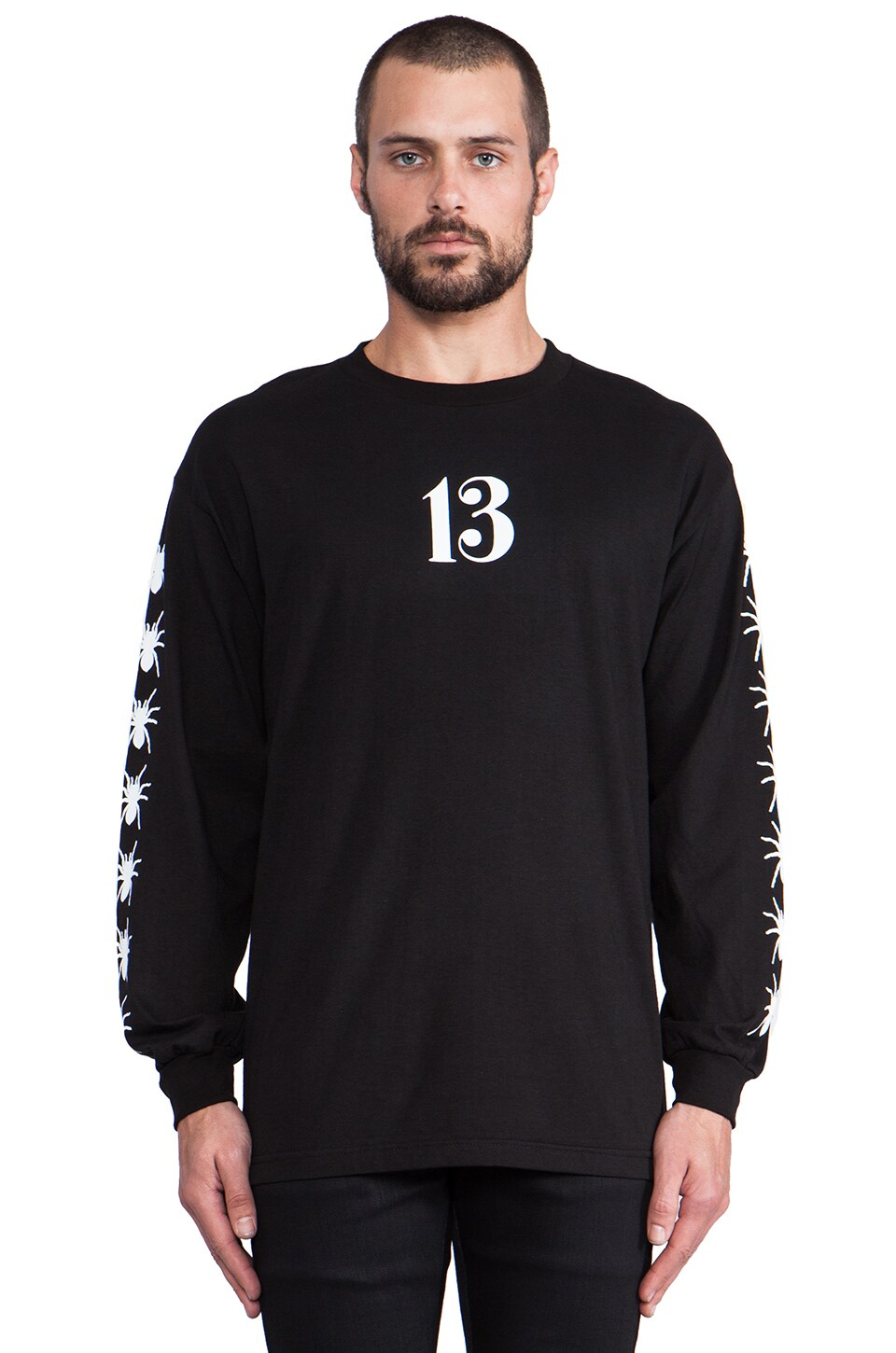 Been Trill Spider Web 13 in Black