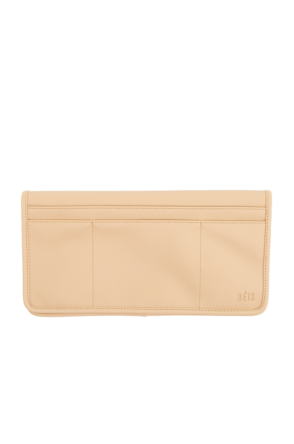 BEIS The Seatback Organizer in Beige