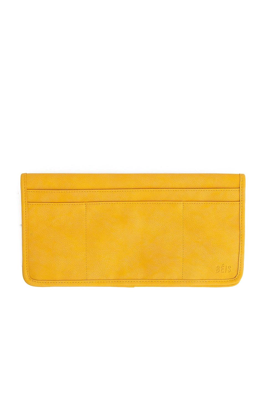 BEIS The Seatback Organizer in Yellow