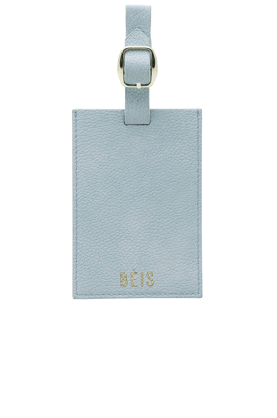 BEIS The Luggage Tag in Light Blue