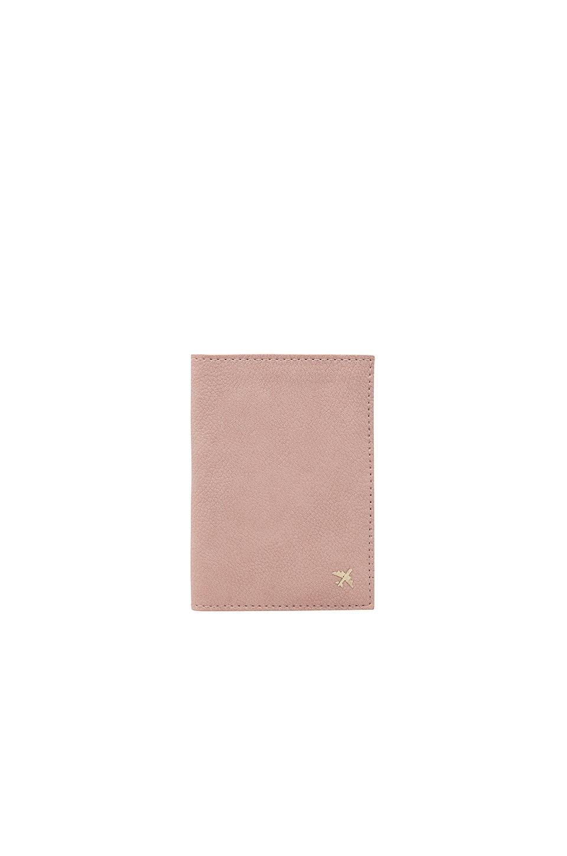 BEIS The Passport Holder in Light Pink