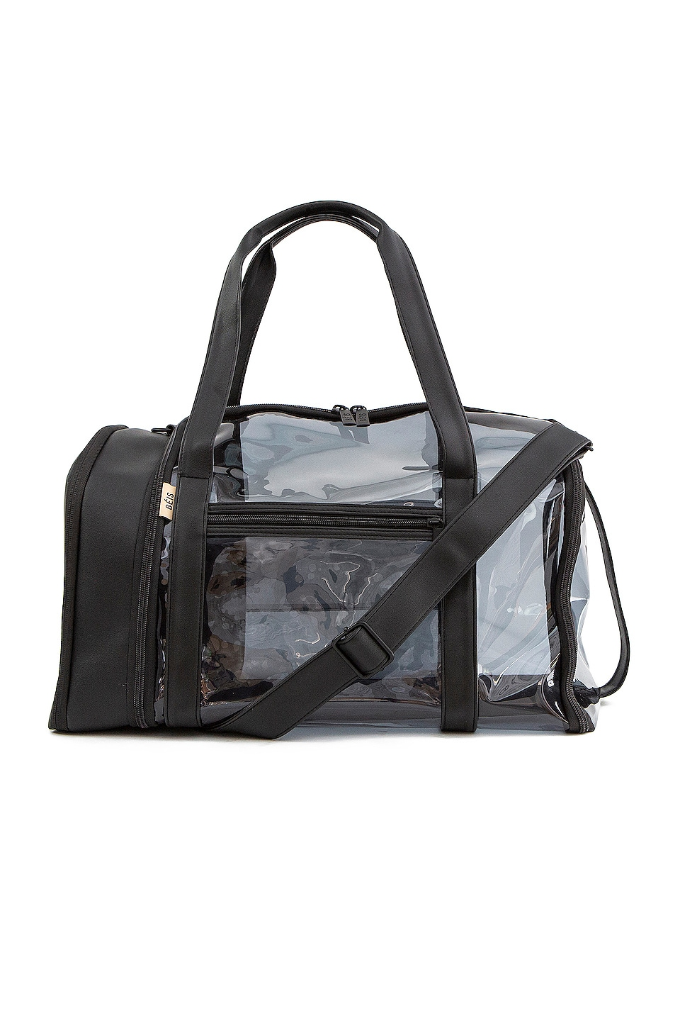 BEIS Gym Duffle Bag in Black