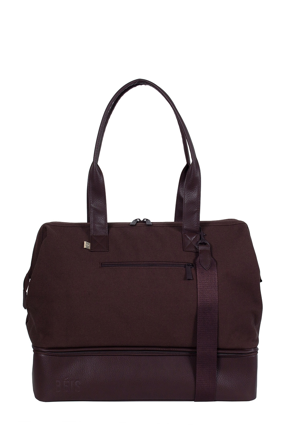 BEIS Weekend Bag in Espresso