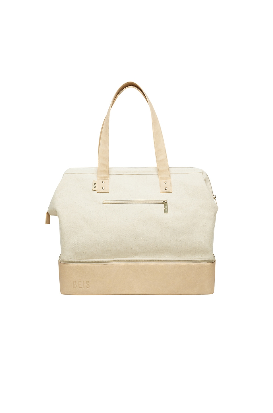 BEIS The Weekend Bag in Beige