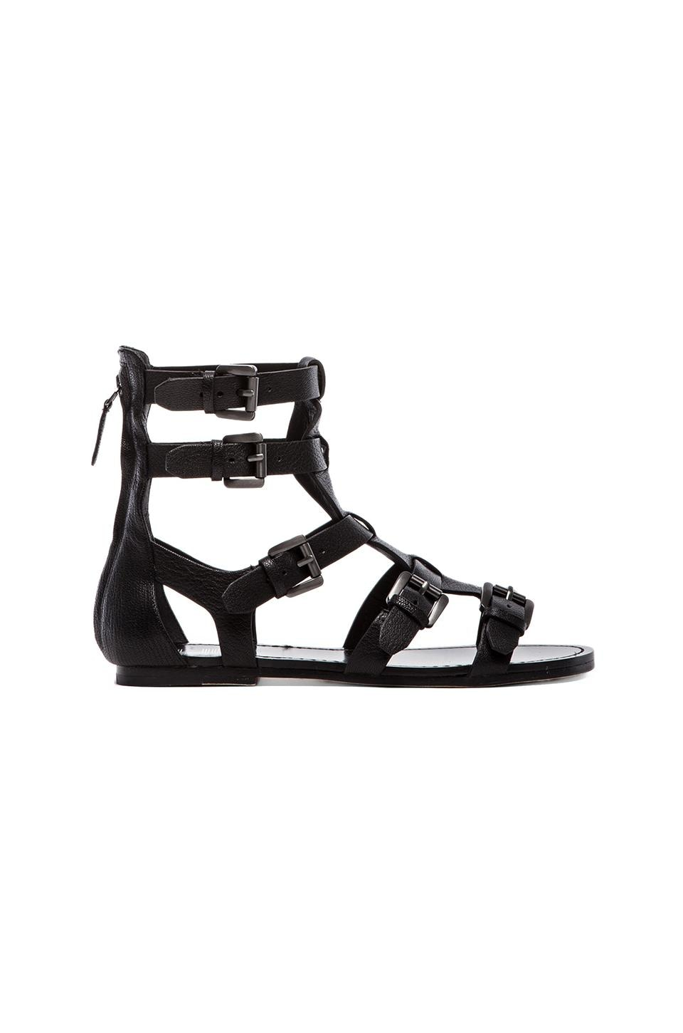 Belle by Sigerson Morrison Bianca Sandal in Black