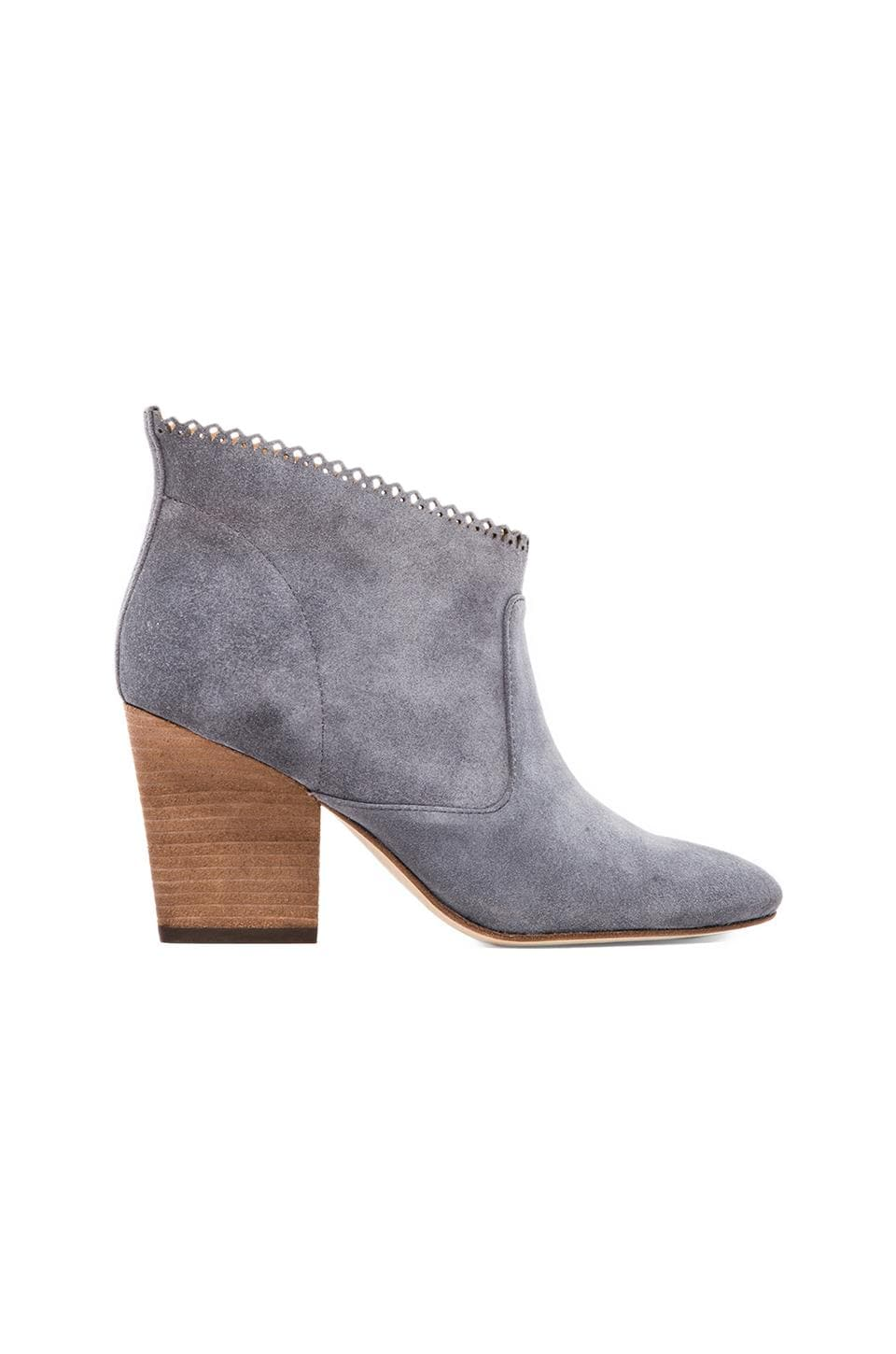 Belle by Sigerson Morrison Nikki Bootie in Denim