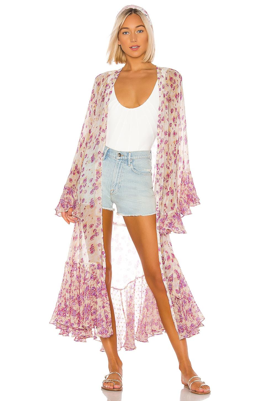 HEMANT AND NANDITA x REVOLVE Kimono in Multi