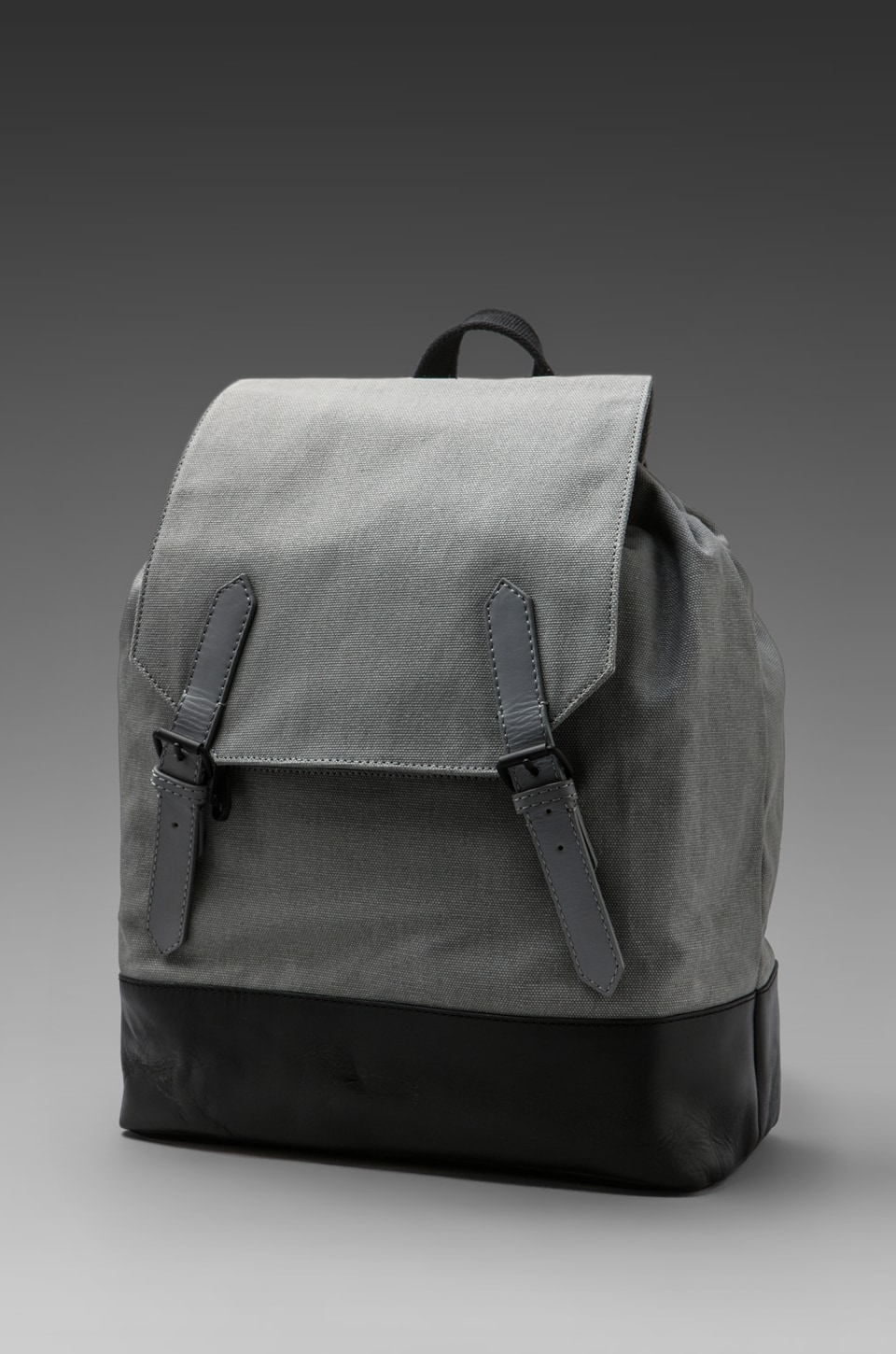 Ben Minkoff Matty Backpack in Grey/Black