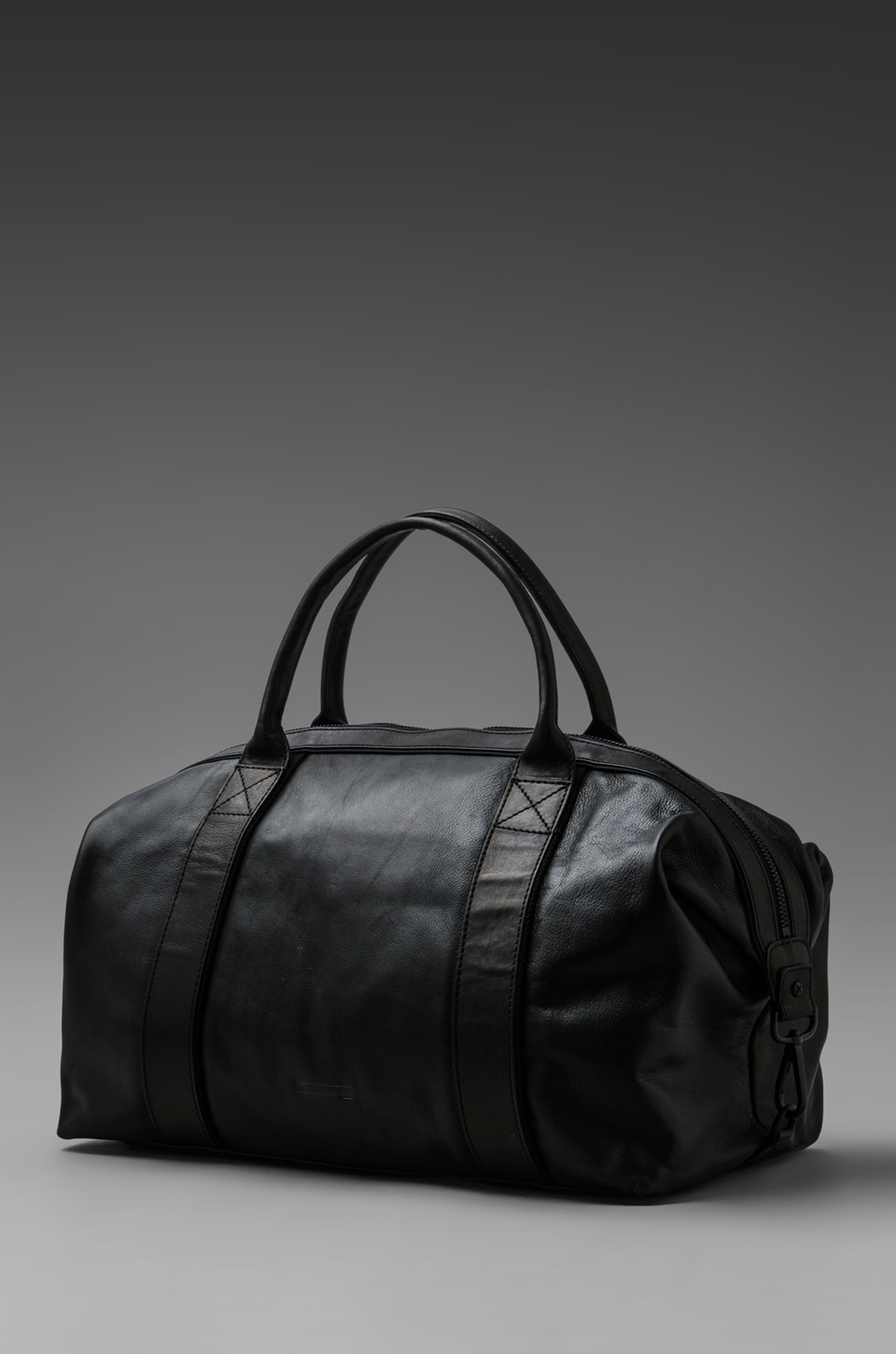 Ben Minkoff Jim Leather Bag in Black