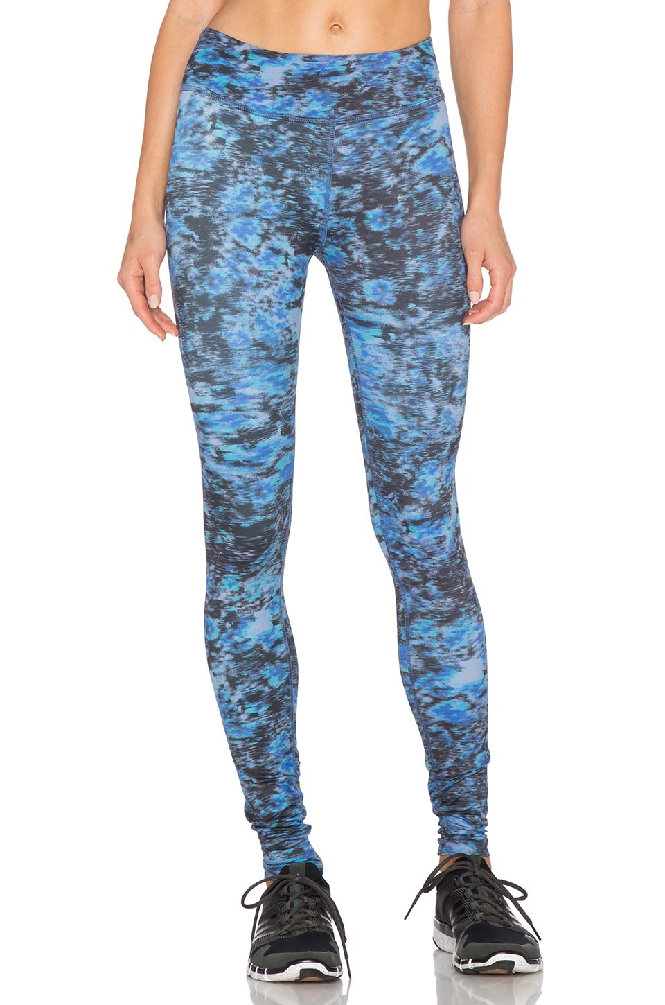Beyond Yoga Lux Essential Long Legging in Night Lily