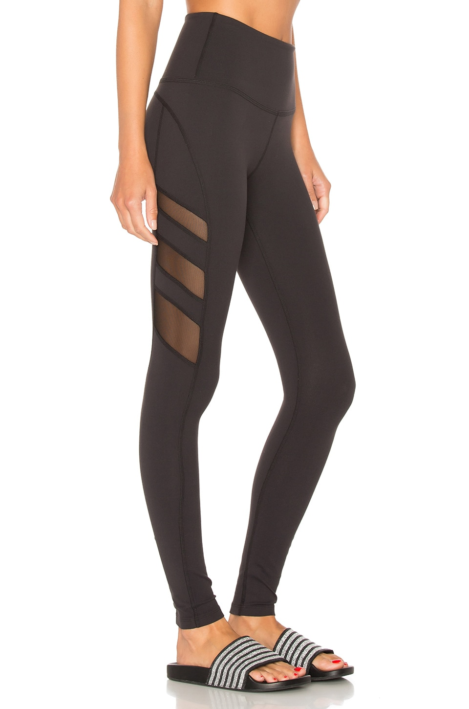 83ad8482 Beyond Yoga Triple Mesh High Waist Legging in Black | REVOLVE