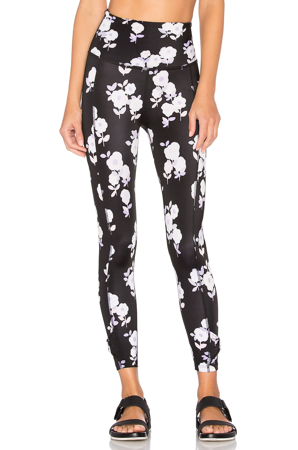 x kate spade Cinched Side Bow Legging by Beyond Yoga