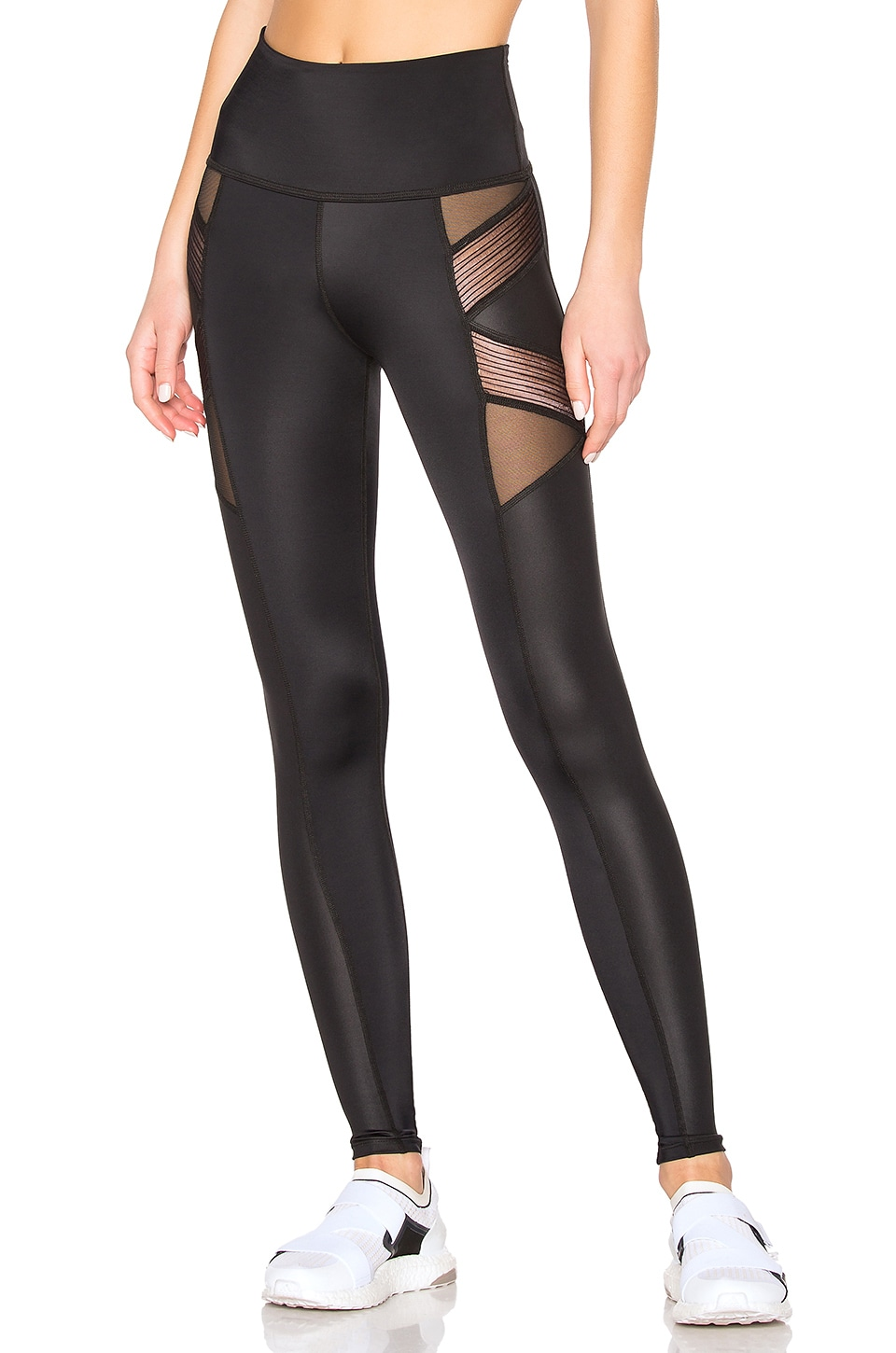 Beyond Yoga Compression Free And Clear High Waisted Legging in Black