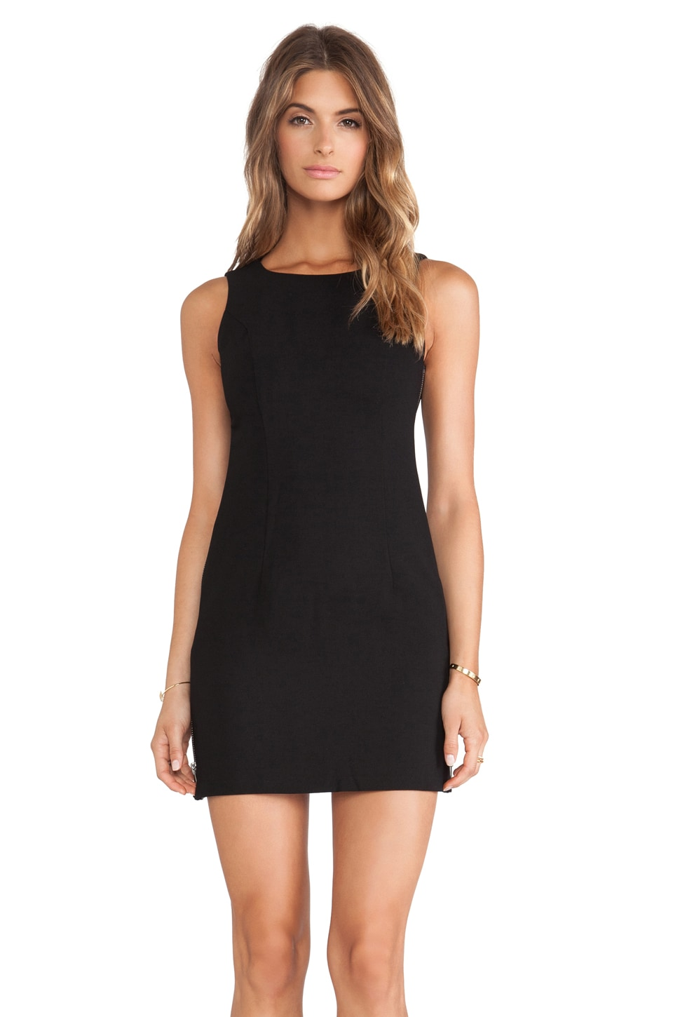 BCBGeneration Multi Way Dress in Black