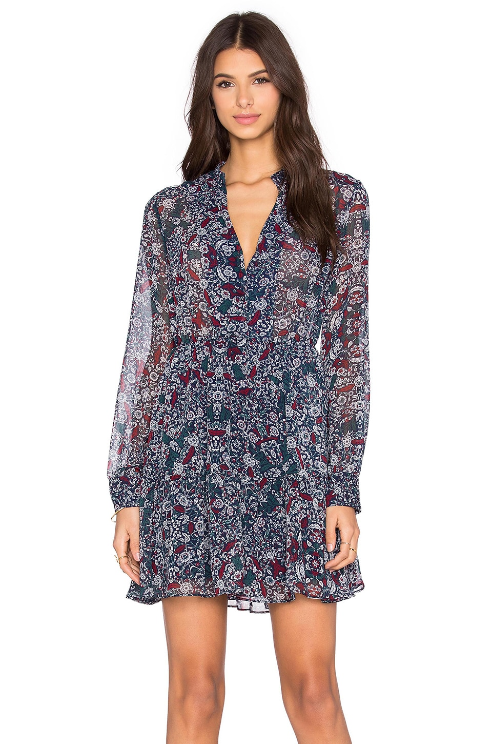 BCBGeneration ROBE FIT AND FLARE