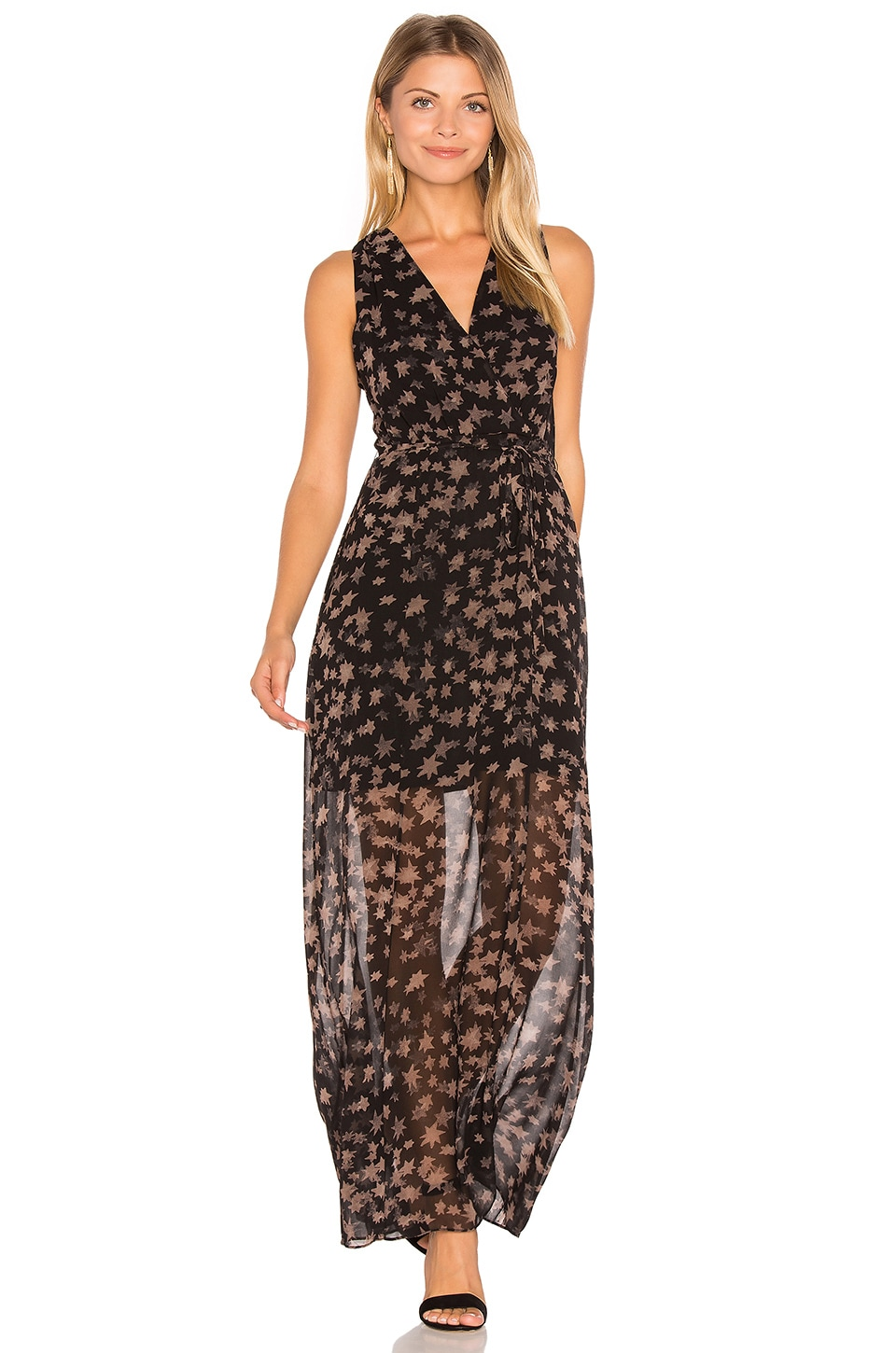Surplice Maxi Dress by BCBGeneration