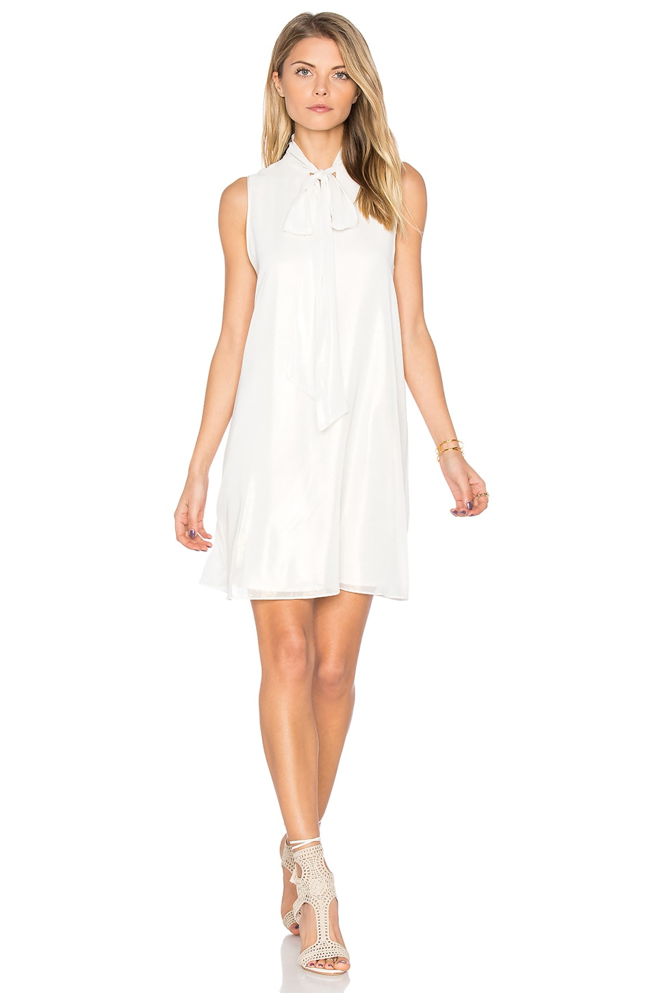 Tie Neck Dress by BCBGeneration