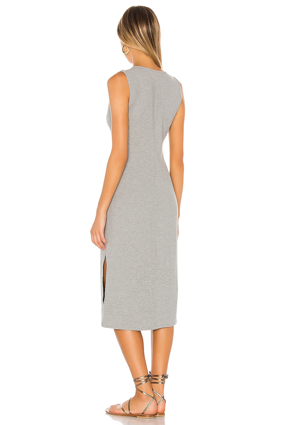 Day Shirt Sleeveless Dress, view 3, click to view large image.