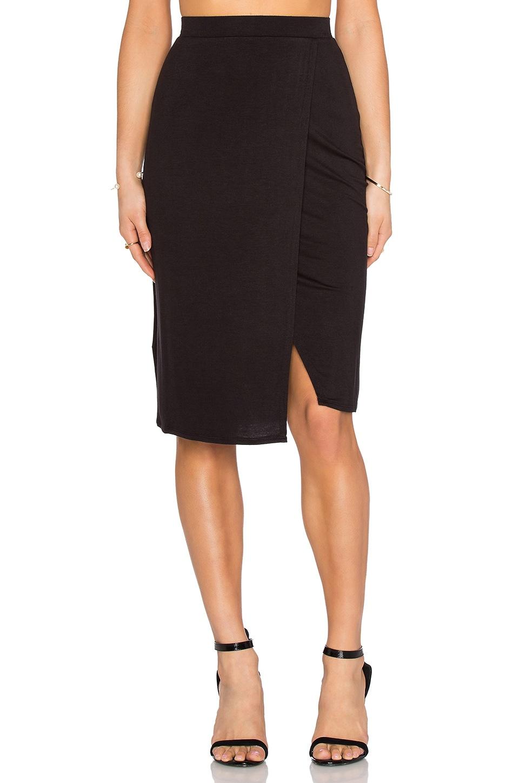 BCBGeneration Pencil Skirt in Black