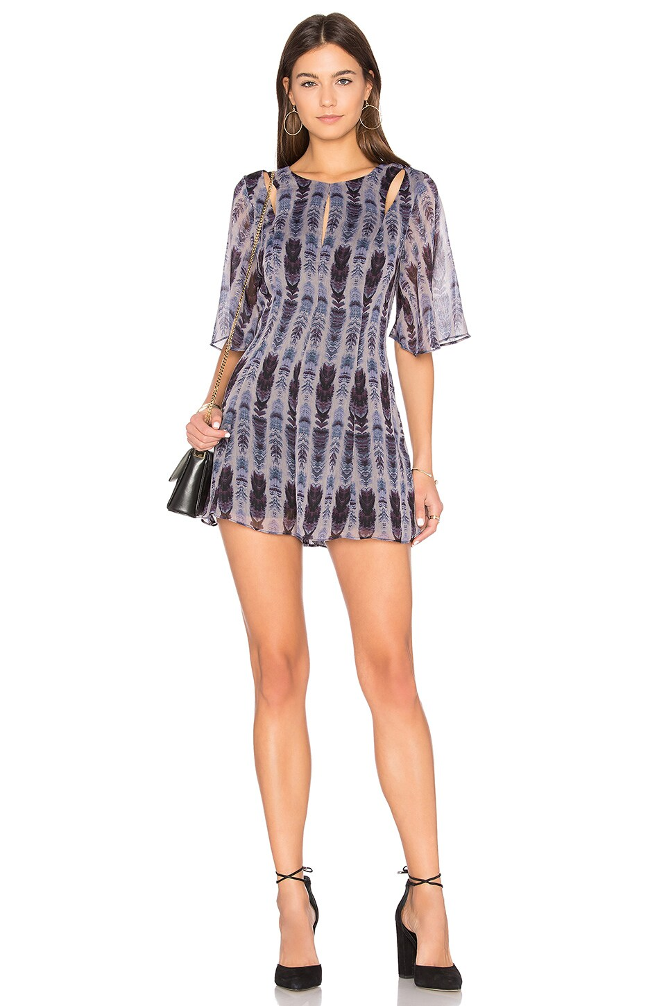 Flutter Romper by BCBGeneration
