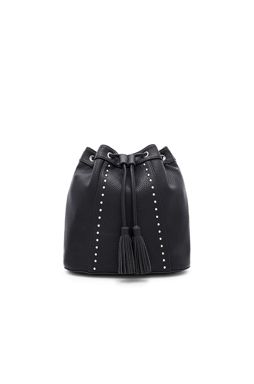 BCBGeneration Tassel Backpack in Black