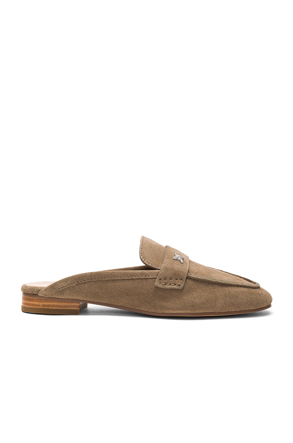 BCBGeneration Sabrina Slide in Taupe