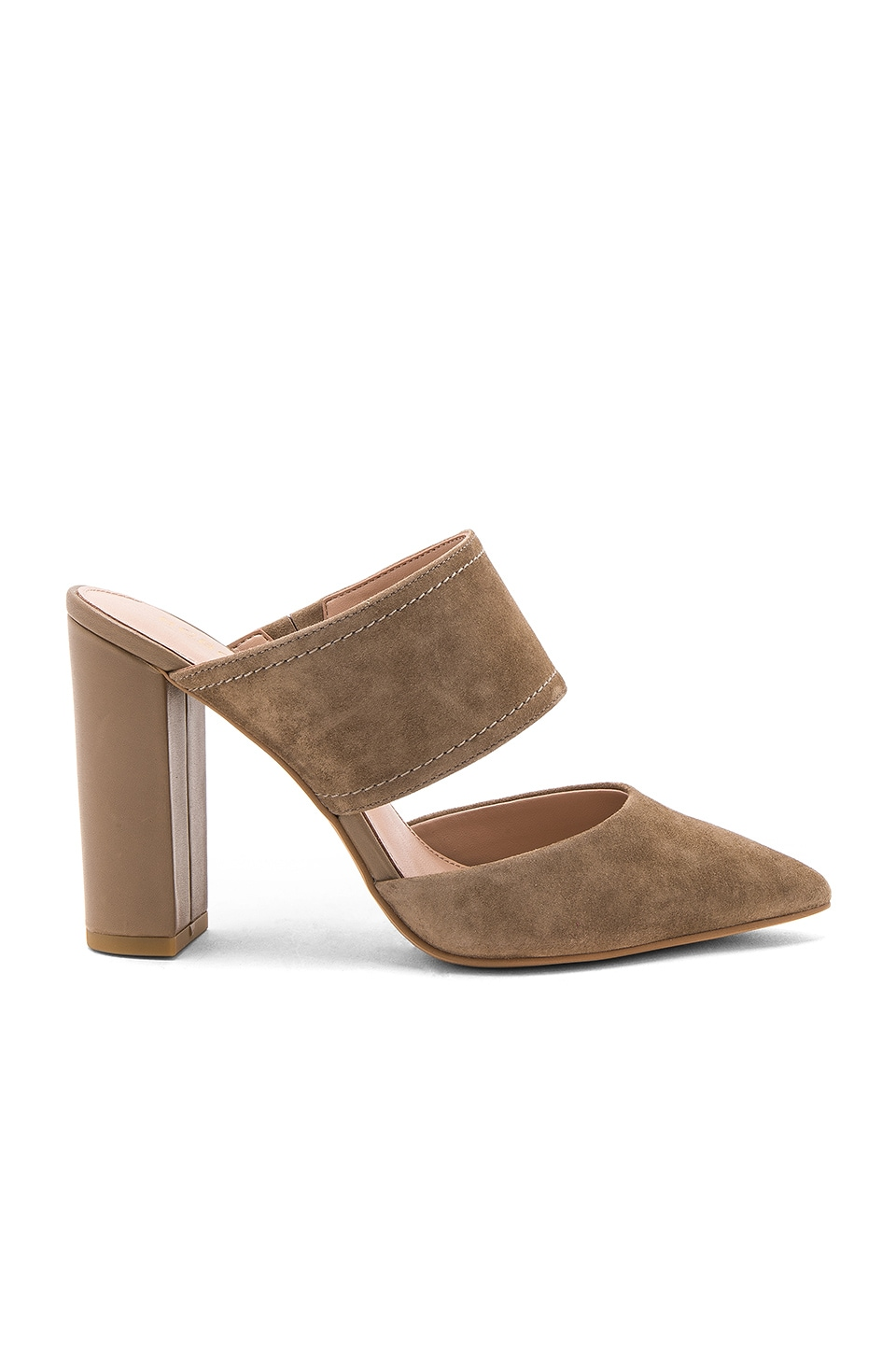 BCBGeneration Houston Heel in Taupe