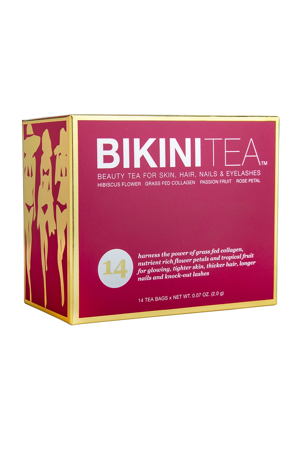 BIKINI CLEANSE Bikini Tea: Beauty Antioxidant Blend in Beauty: Na