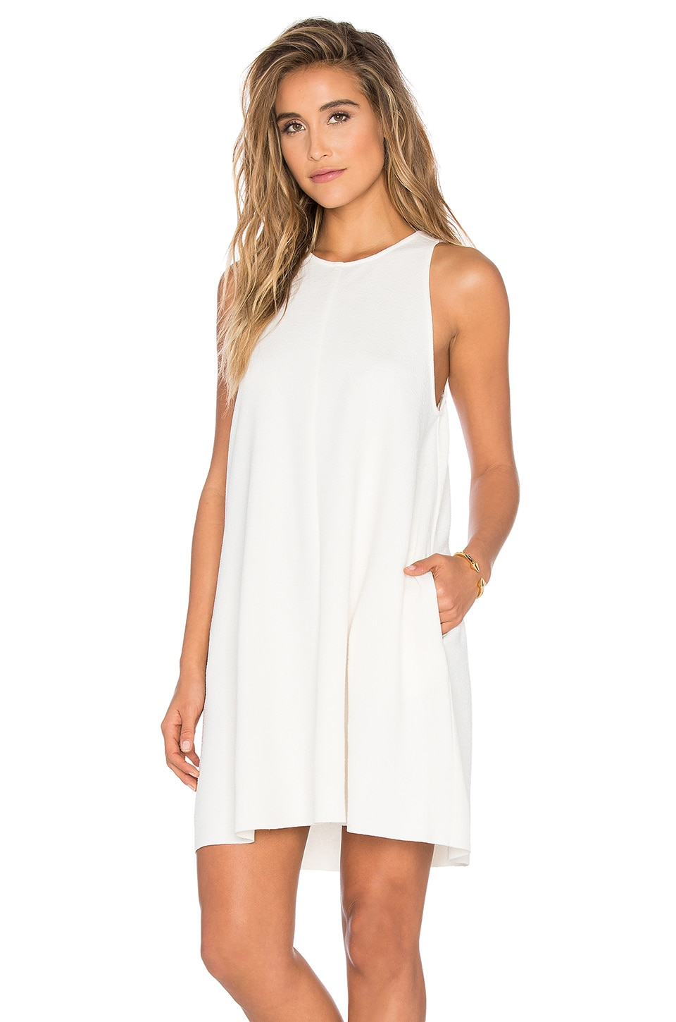 Textured A-Line Dress by Bishop + Young