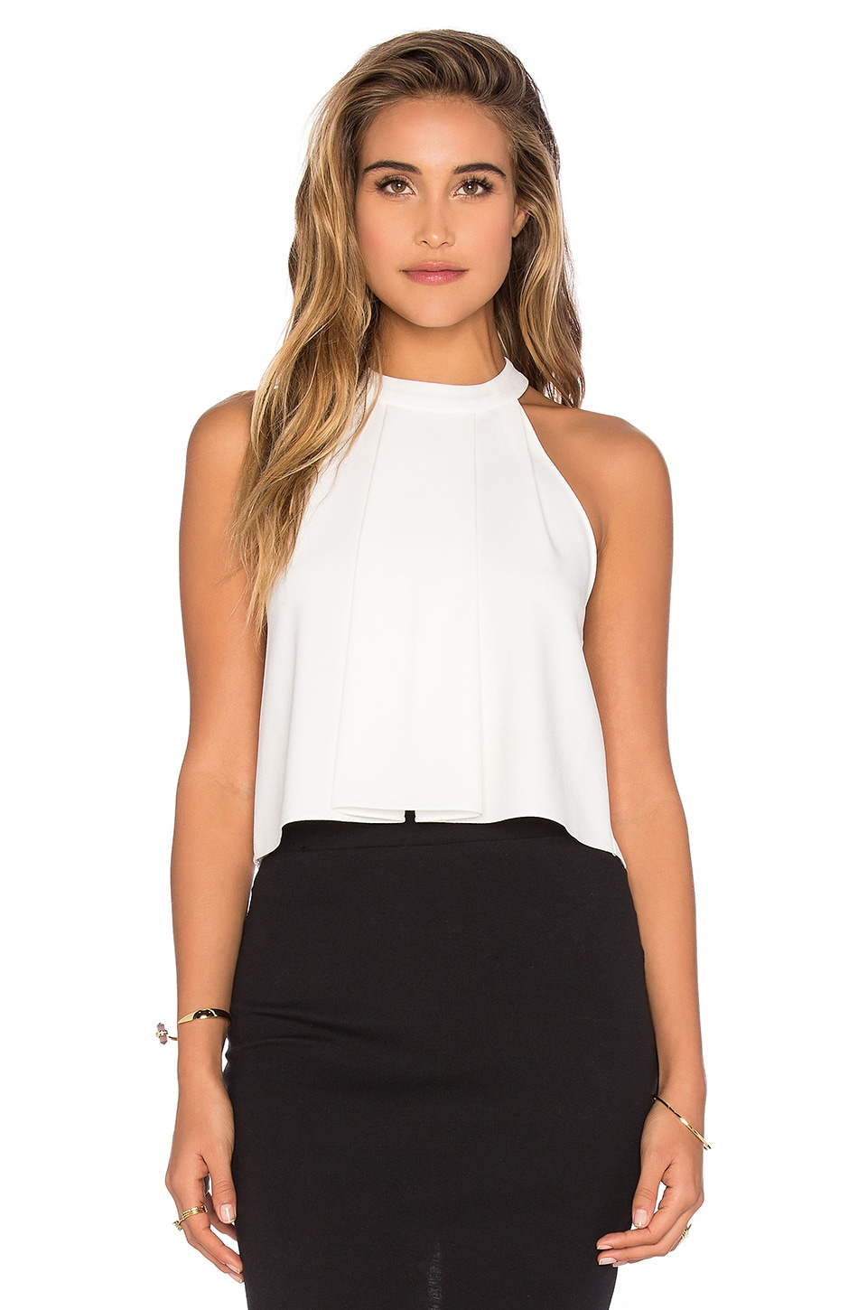 Cameron High Neck Tank by Bishop + Young