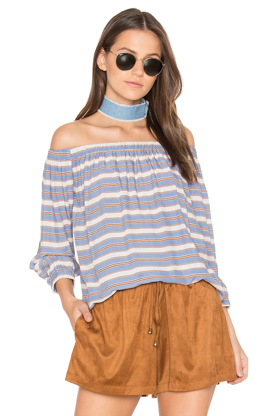 Lucia Top by Bishop + Young