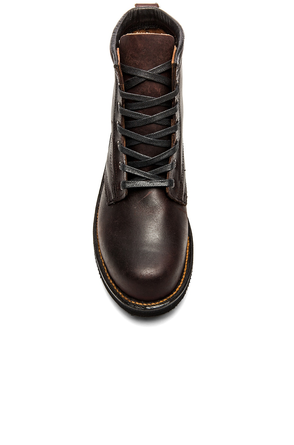 "Broken Homme James 7"" Boot in Oxblood"