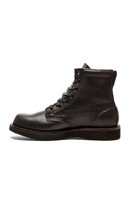 """Broken Homme James 7"""" Boot in Black"""