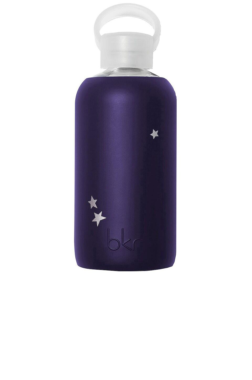 bkr Metallic Stars 500 ML Water Bottle in Boss Silver Star