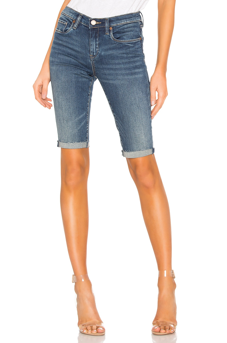 BLANKNYC Bermuda Short in Vendetta