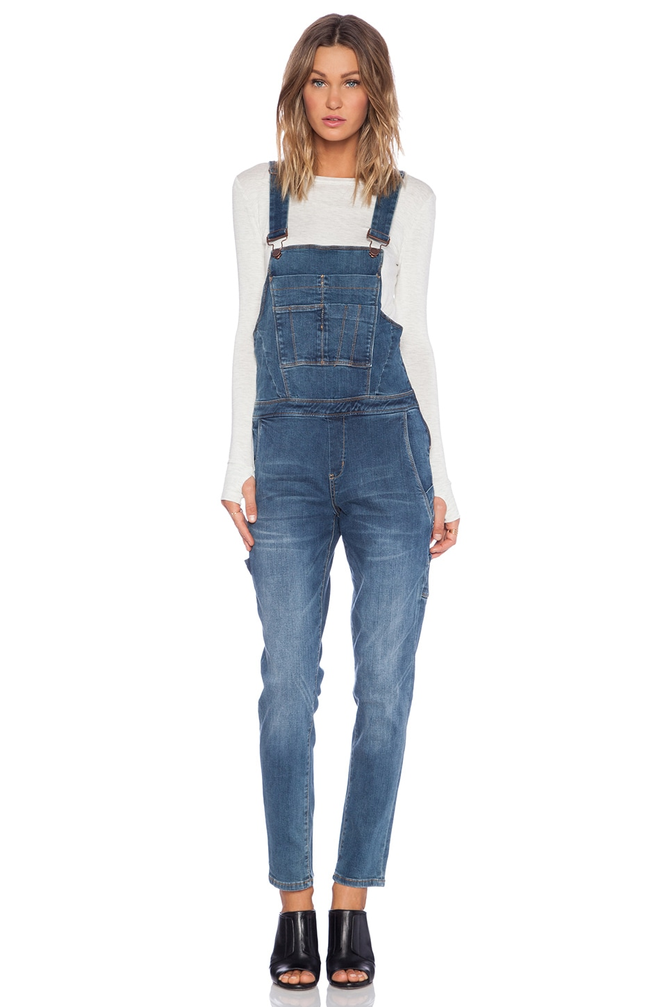 BLANKNYC Overall in Rolling In The Hay