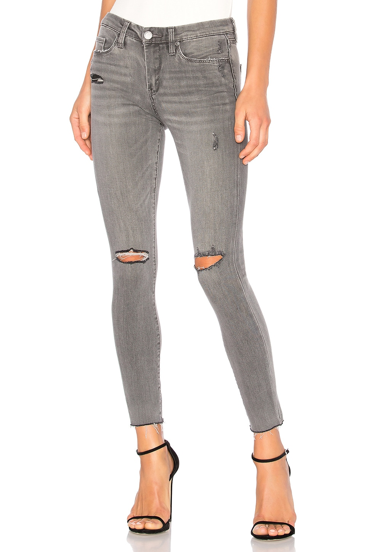 Frayed Skinny Jean