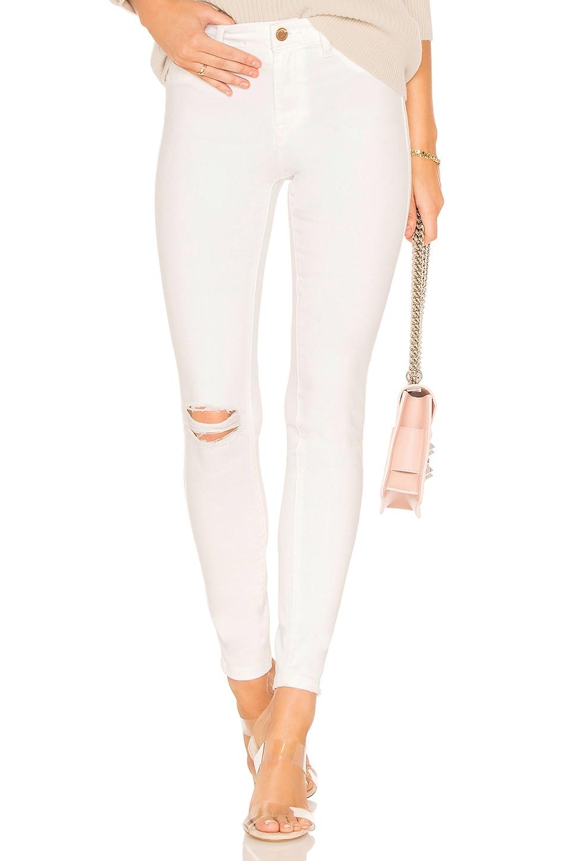 BLANKNYC Great White Jean in White