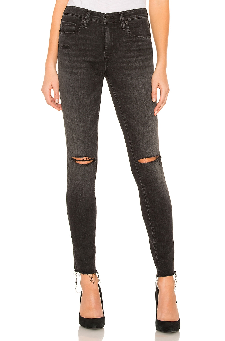 BLANKNYC Skinny Jean in Superwoman
