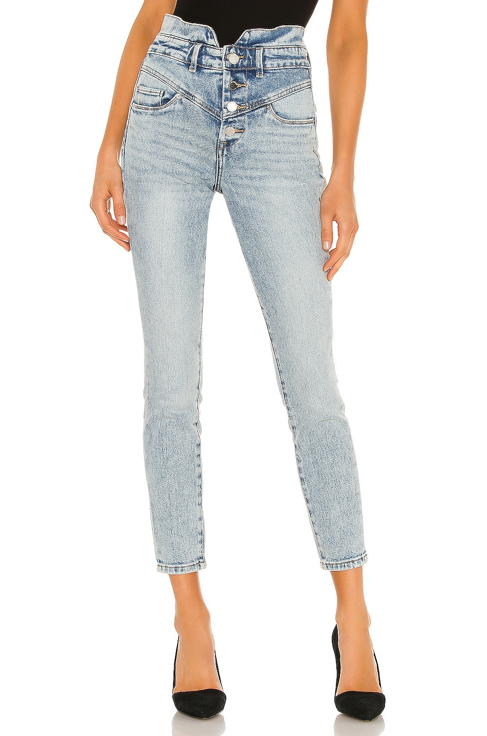 Exposed Button Skinny             BLANKNYC                                                                                                       CA$ 181.99 1