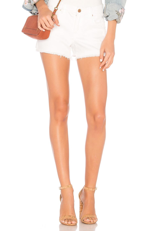 BLANKNYC Great White Short in White