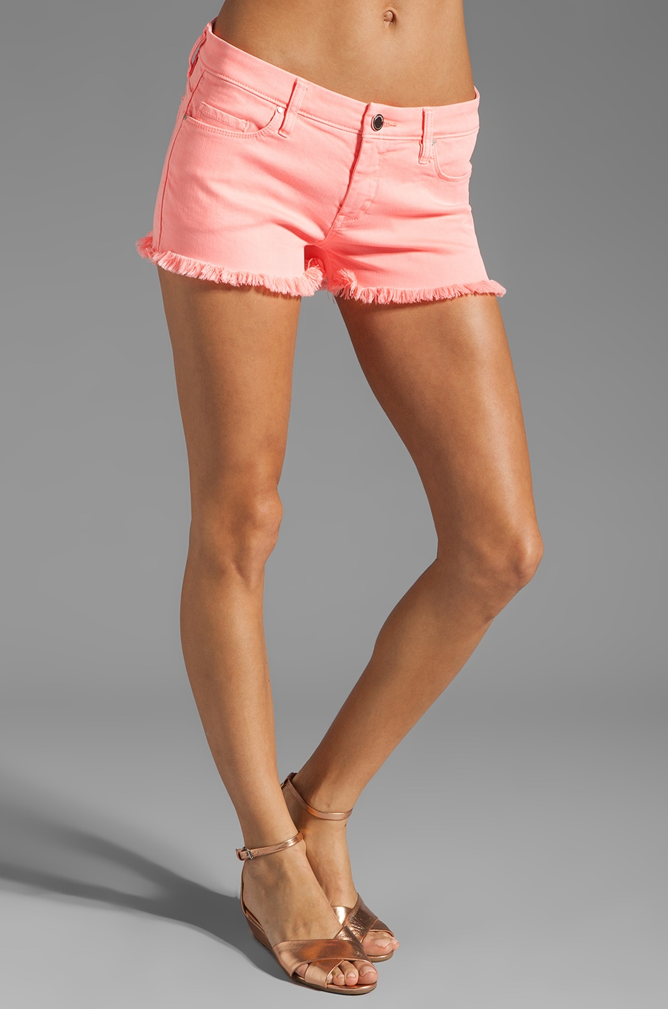 BLANKNYC Cut Off Short in Chick Fit
