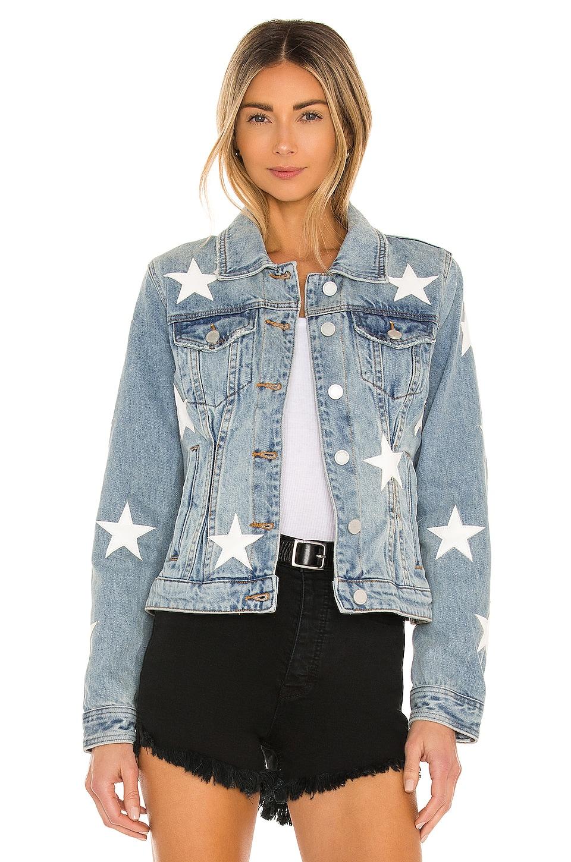BLANKNYC X REVOLVE Twofer Star Jacket in Casual Encounter Star