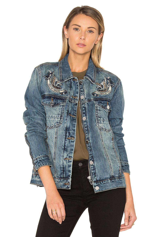 Denim Jacket by BLANKNYC