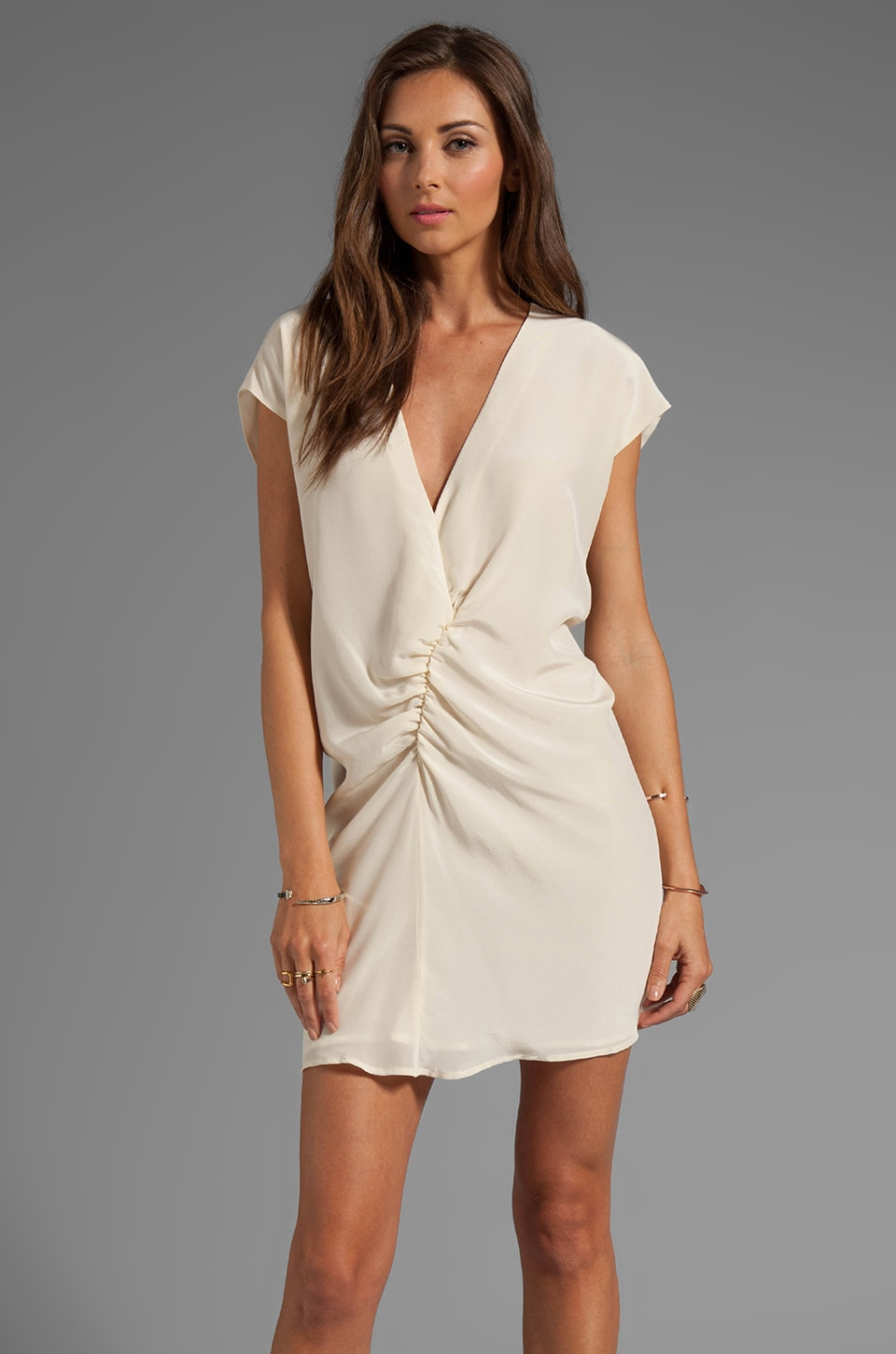 BLAQUE LABEL Dress in Cream