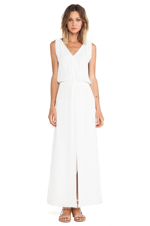 BLAQUE LABEL Maxi Dress in White