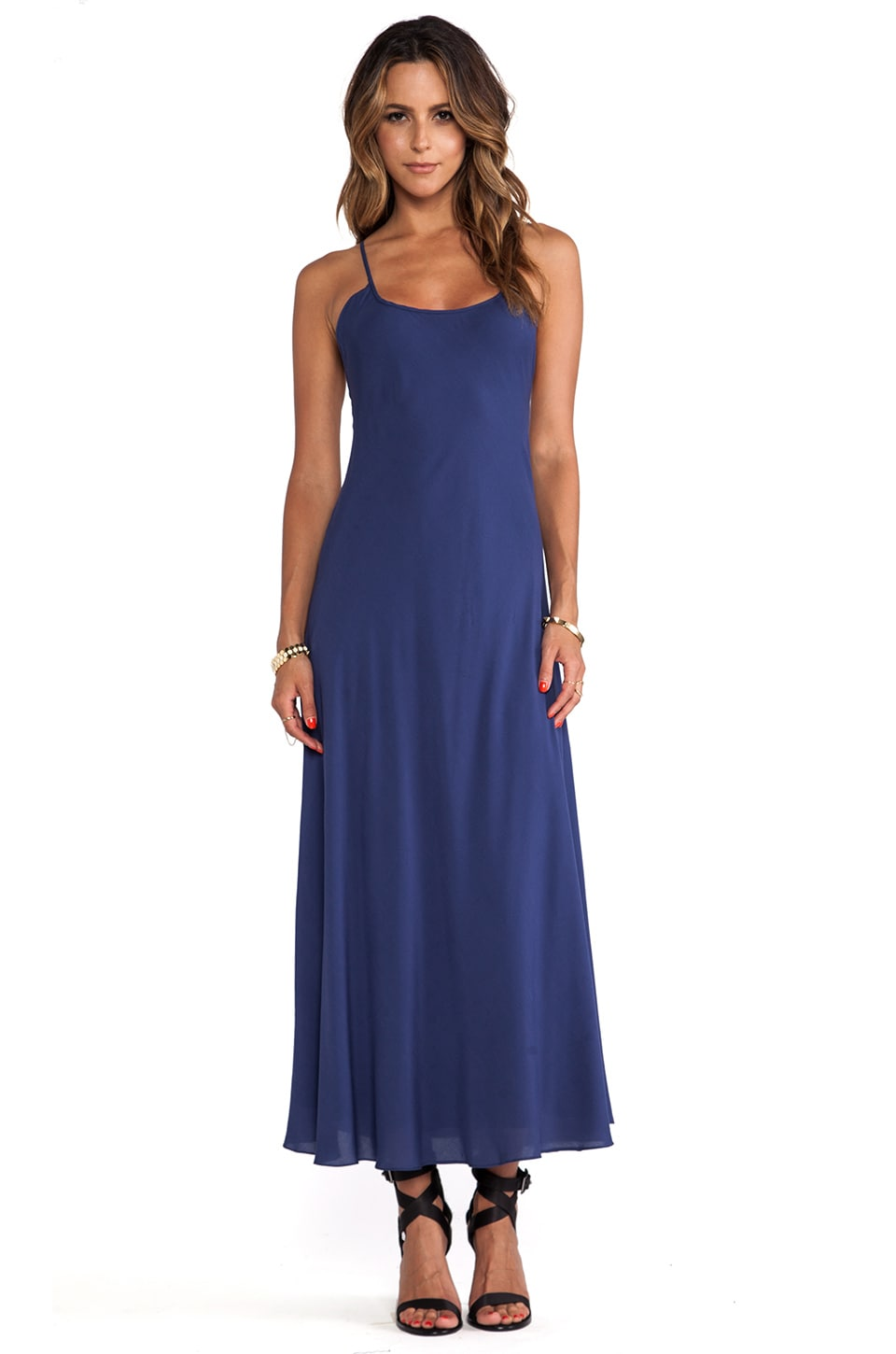 BLAQUE LABEL Maxi Dress in Navy