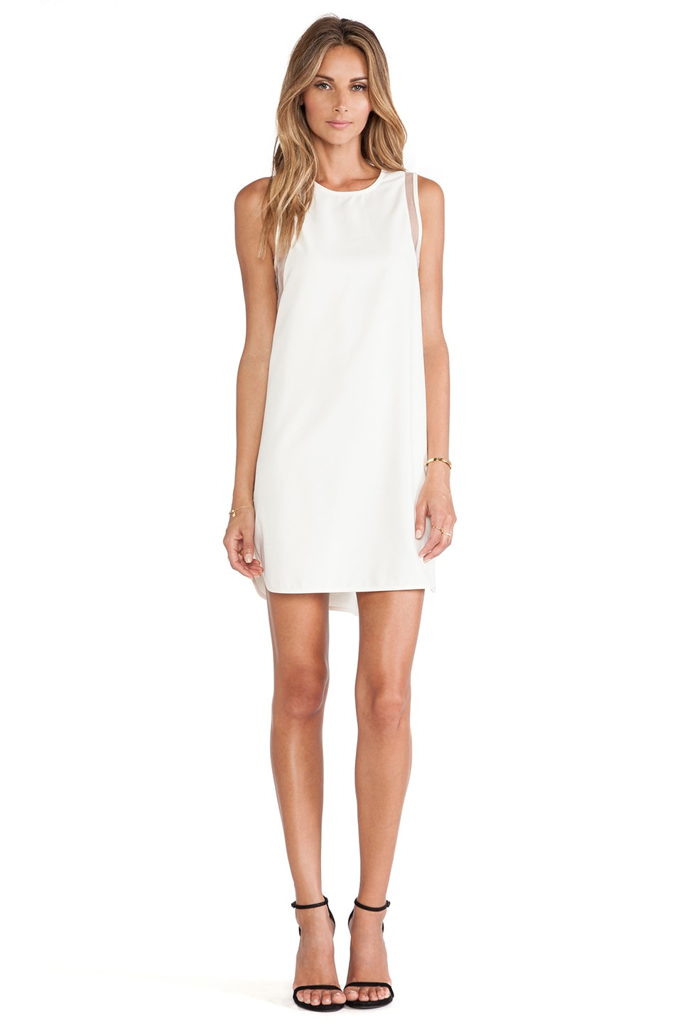 White Shift Dresses Cocktail Dresses 2016
