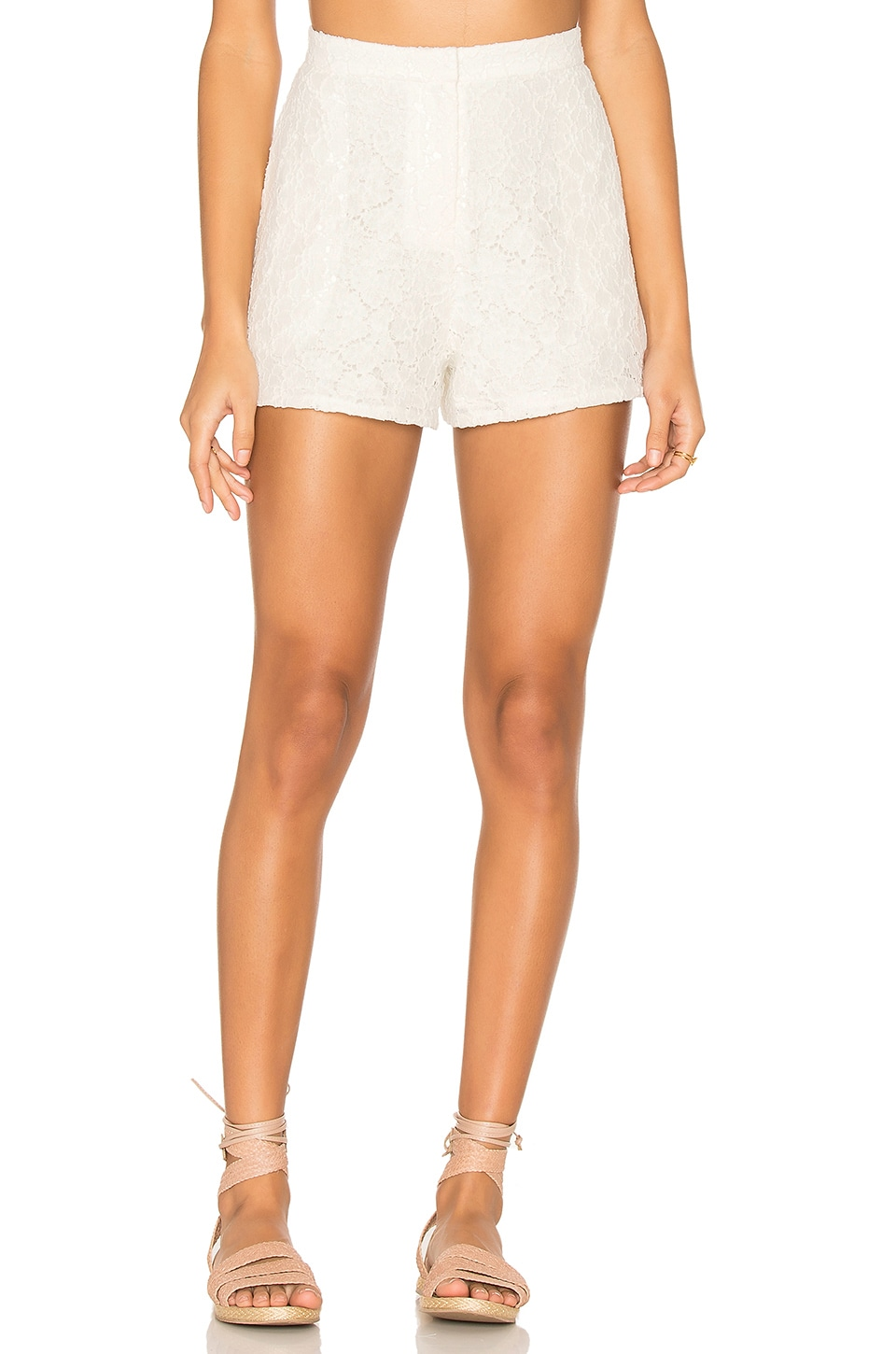 Lace Shorts by BLAQUE LABEL