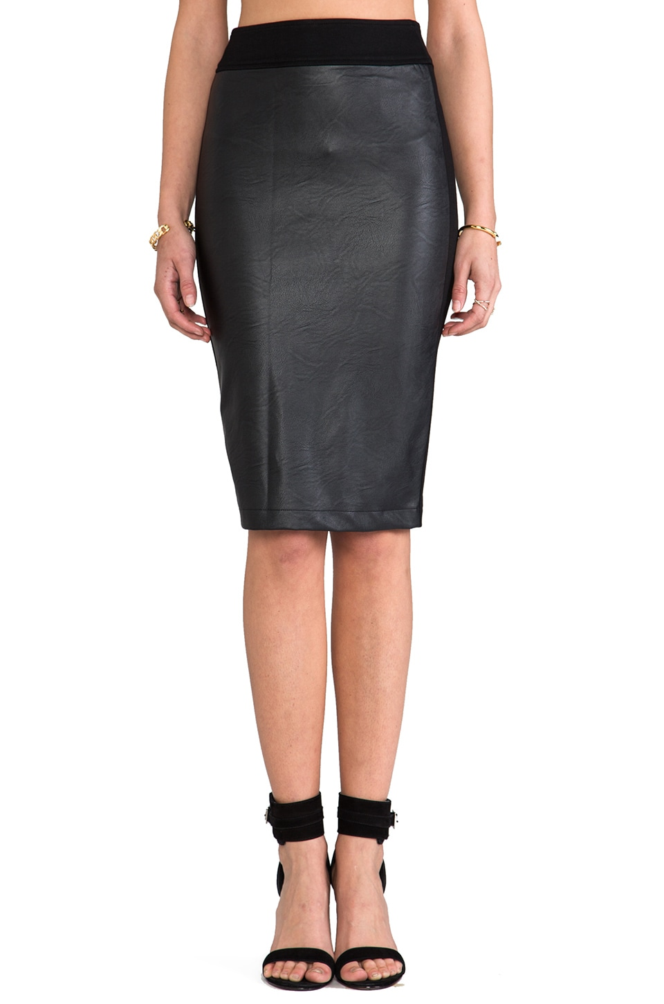 BLAQUE LABEL Skirt in Black